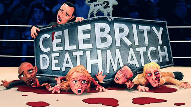 Celebrity Deathmatch Returns (Yet Again) to MTV2 | Collider