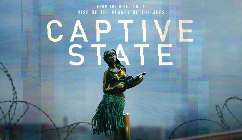 The New Trailer for Captive State Looks at the Humans vs. Aliens War