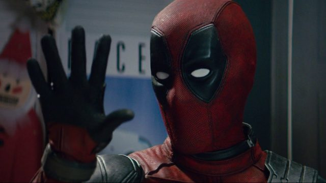 Deadpool Manually Bleeps Himself in New Extended Clip