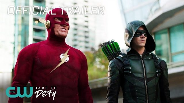 Dr. Deegan Changes Reality in New Elseworlds Crossover Trailer