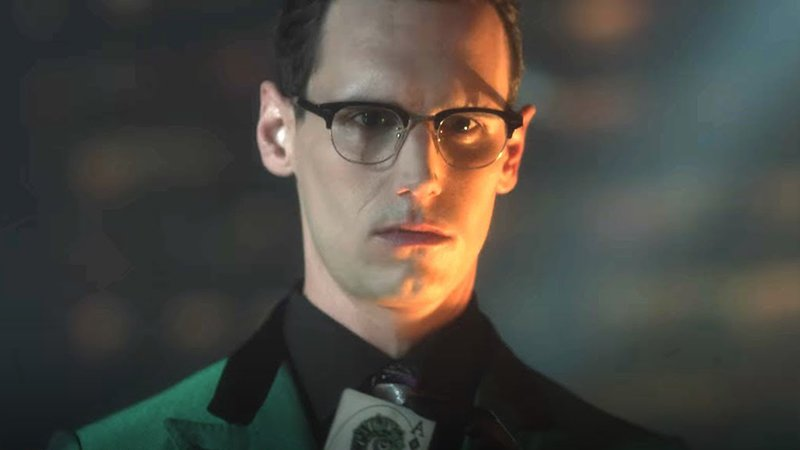 Gotham Teaser Reveals Riddler & Penguin Joining Jim Gordon's GCPD