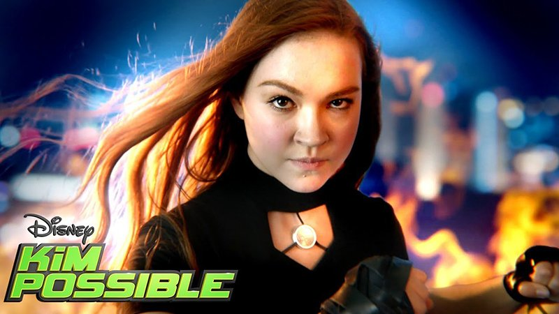 'Kim Possible' Live-Action Movie Gets Premiere Date, Trailer