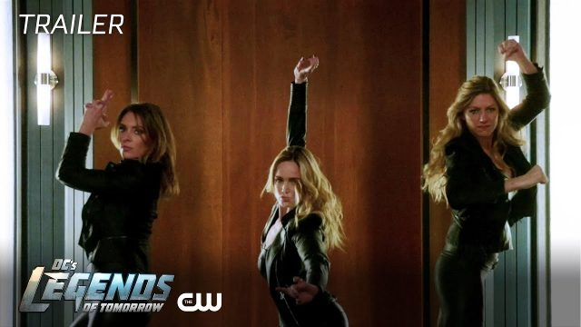 Reality is Fractured in New Legends of Tomorrow Episode 4.08 Promo