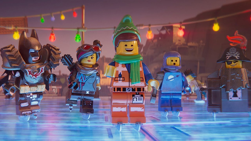Emmet's Holiday Party: A LEGO Movie Short Released