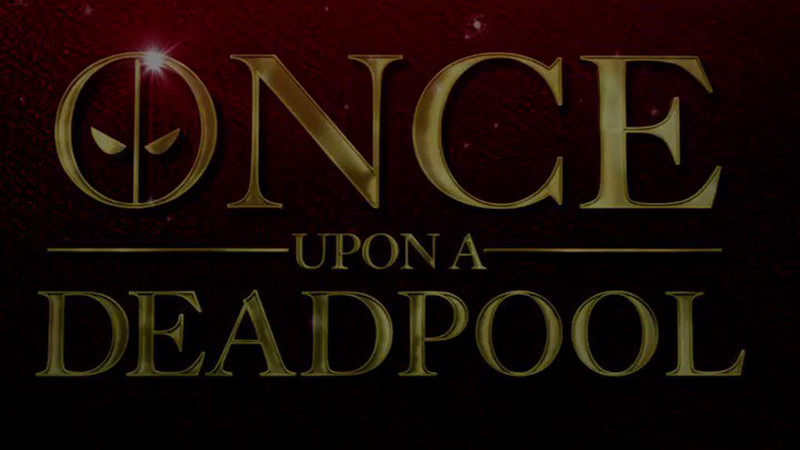 Once Upon a Deadpool FAQs with Fred Savage & Deadpool