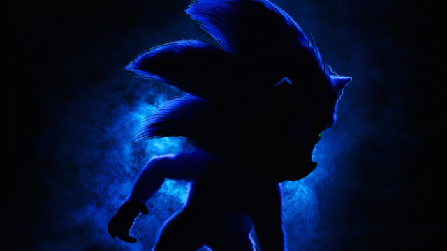 First Sonic the Hedgehog Motion Poster Shows a New Speed of Hero