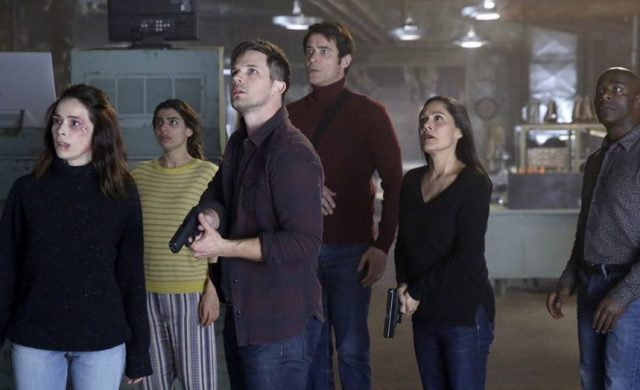 The Team Tries to Save History and the Future in New Timeless Trailer