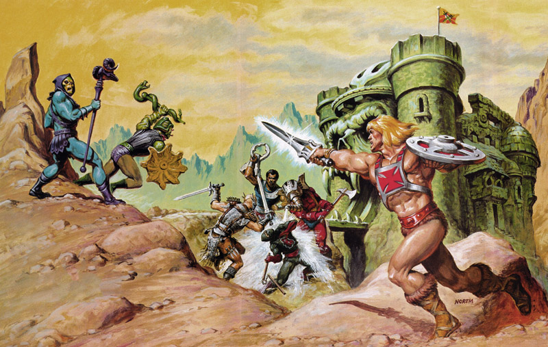 Masters of the Universe Script Gets Art Marcum & Matt Holloway Rewrite