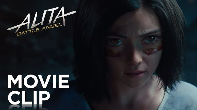Alita Fights in the Underworld in New Battle Angel Clip