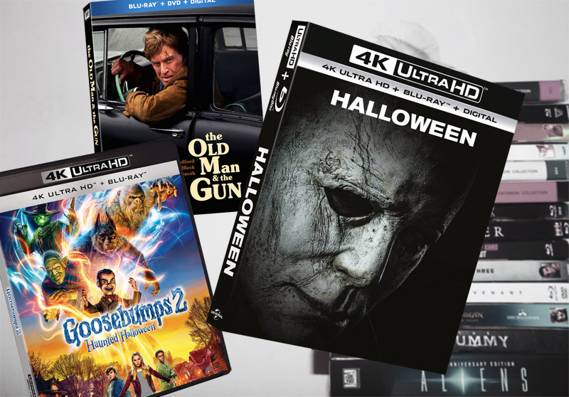 January 15 Blu-ray, Digital and DVD Releases