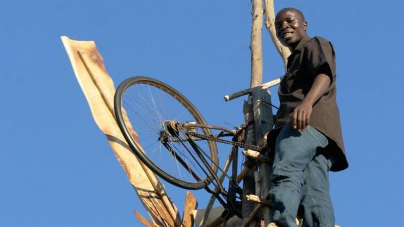 trailer for The Boy Who Harnessed the Wind