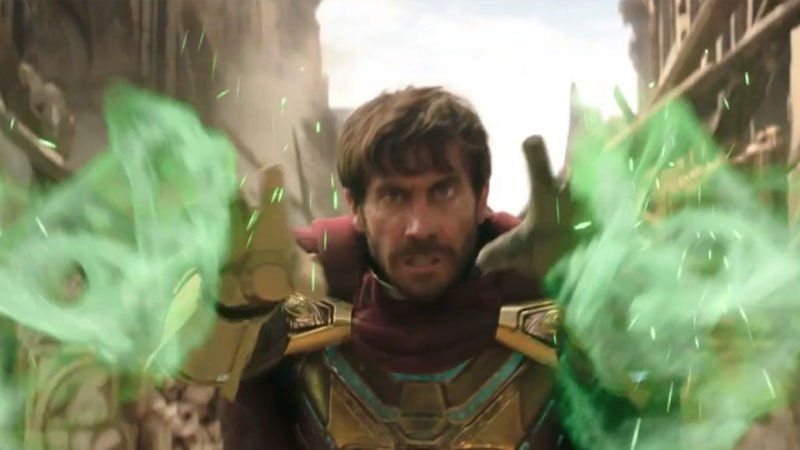 Image result for spider man far from home mysterio