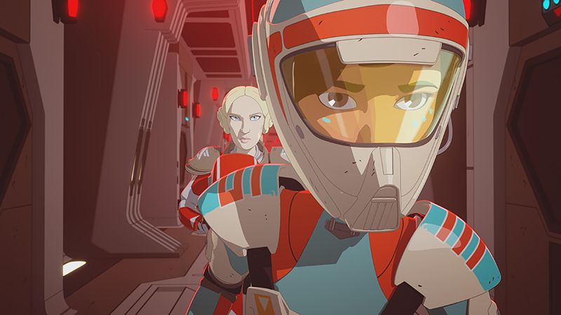 Disney Channel Greenlights Second Season of Star Wars Resistance