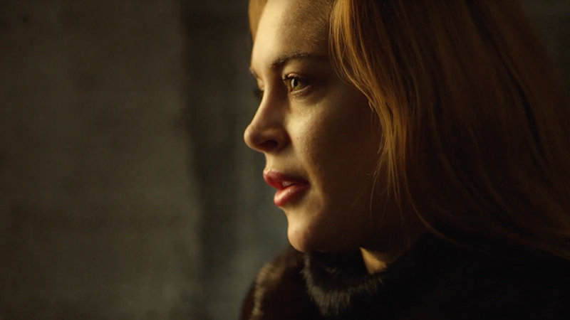 Lindsay Lohan's first movie in 6 years is about a werewolf war