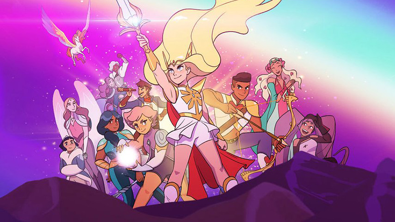She-Ra and the Princesses of Power Renewed for Season 2