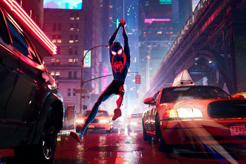 Into the Spider-Verse could head to TV