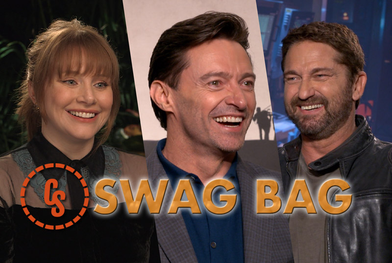 CS Swag Bag With Hugh Jackman, Gerard Butler & More!