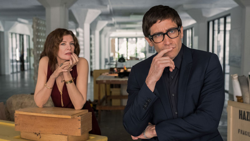 Trailer for Jake Gyllenhaal's Netflix Horror Movie 'Velvet Buzzsaw' Lights Up Twitter
