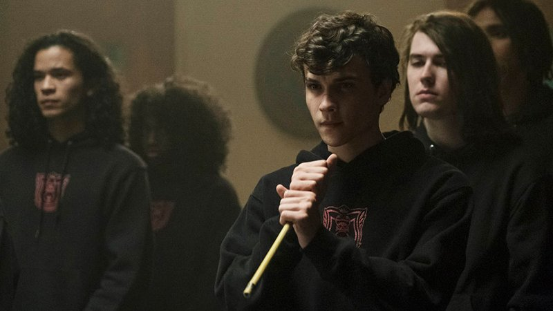 SYFY's Deadly Class Episode 1.03 Sneak Peek Released