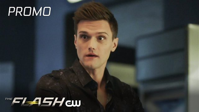 The Flash Episode 5.13 Promo: Barry Works With Goldface
