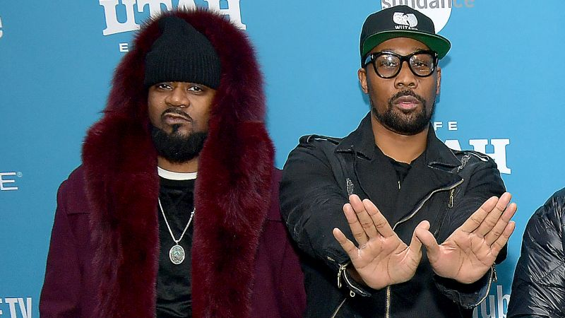 RZA and Ghostface Killah of Wu-Tang Team Up for Horror Movie