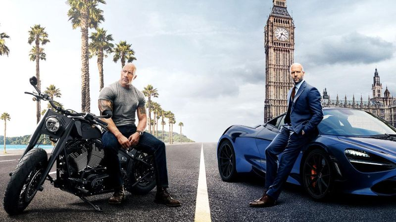 Rowdy First Trailer for 'Fast & Furious' Spin-Off Movie 'Hobbs & Shaw'