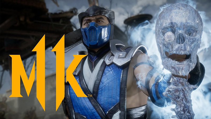 Mortal Kombat 11 Gameplay Reveal Trailer & Details Announced