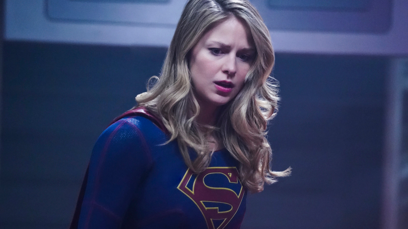 Supergirl 4.10 Photos: Suspicious Minds