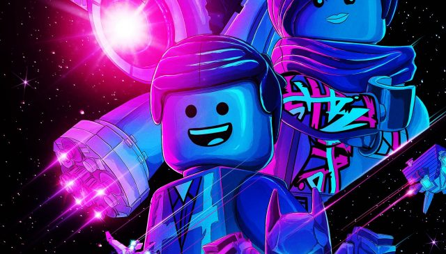 New Blacklight Poster for The LEGO Movie 2: The Second Part
