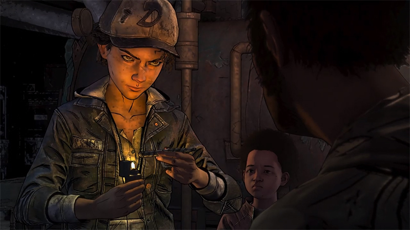 Skybound's The Walking Dead Final Season Trailer Released