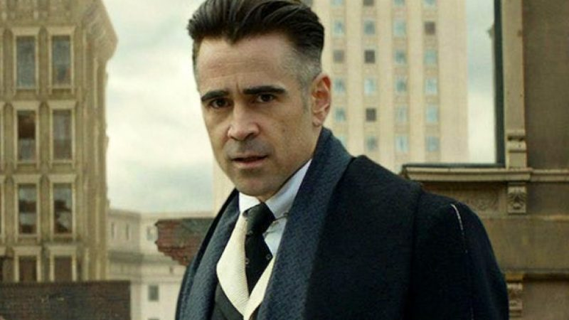 The North Water lands Colin Farrell