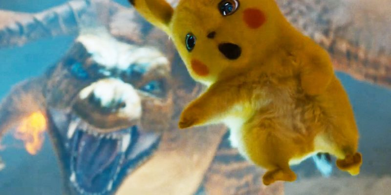 New Detective Pikachu trailer