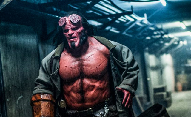 Hellboy Reboot Receives its Official Rating From MPAA