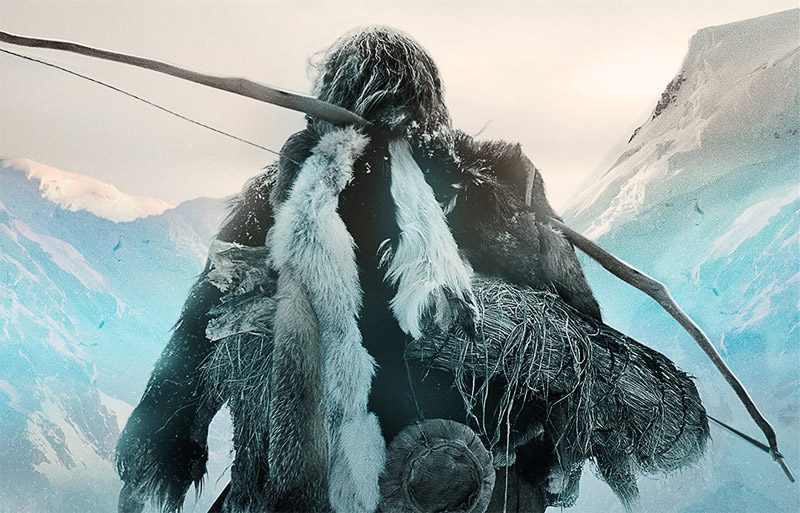 Exclusive Iceman Trailer for the Neolithic Adventure