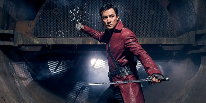 Into the Badlands and The Son
