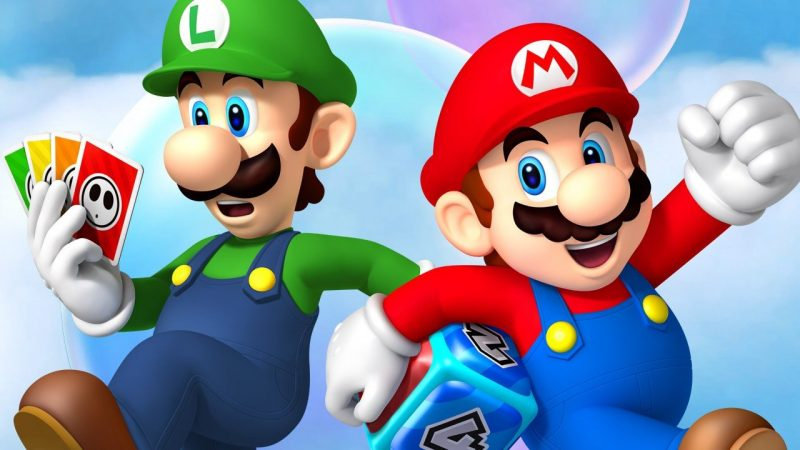 Nintendo's Super Mario Bros. animated movie