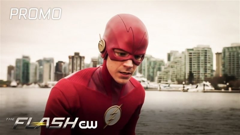 The Flash episode 5.15 promo