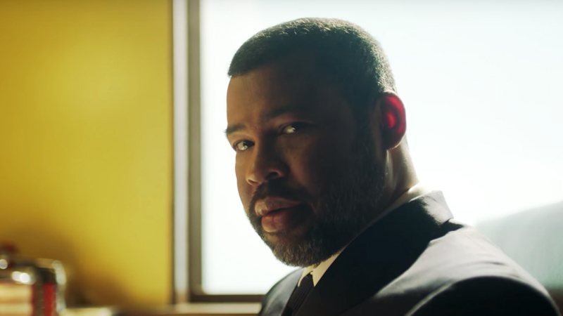 new trailer for Jordan Peele's The Twilight Zone