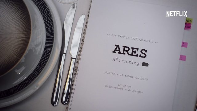 Ares Teaser: Productions Begins for Netflix's First Dutch Original Series