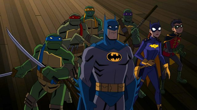 Batman vs. Teenage Mutant Ninja Turtles Crossover Movie Announced!