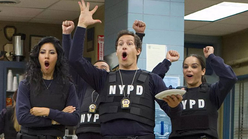 Brooklyn Nine-Nine renewed for season 7