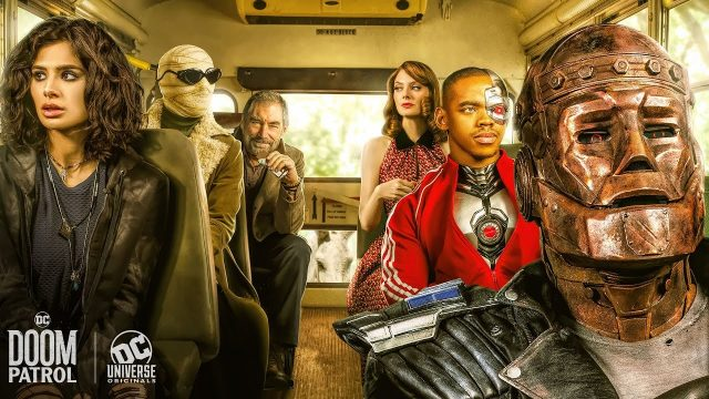 The World is About to End in New Doom Patrol Episode 5 Promo