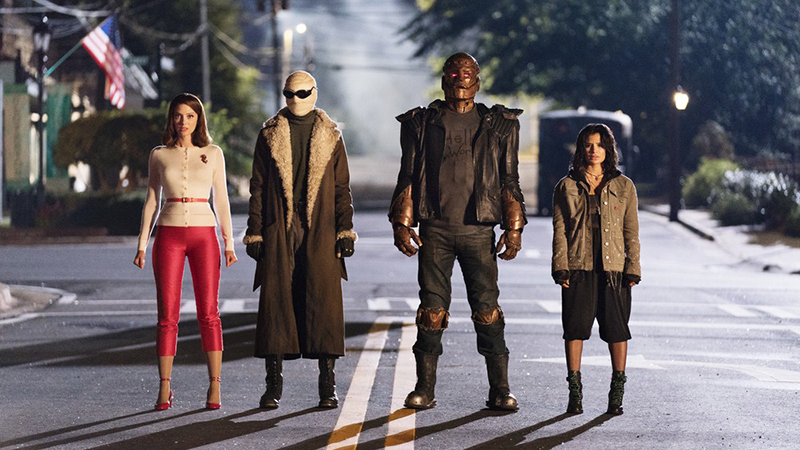 DC Universe's Doom Patrol Episode 1 Photos Released