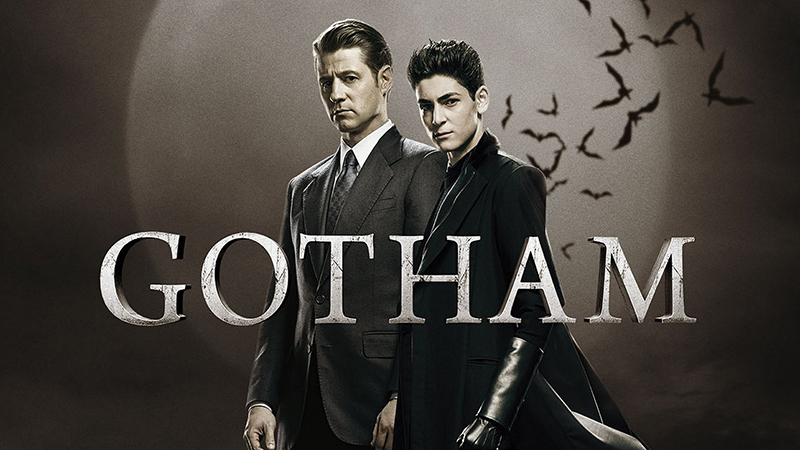 Gotham Season 5 & Complete Series Blu-ray Box Set Releasing in June
