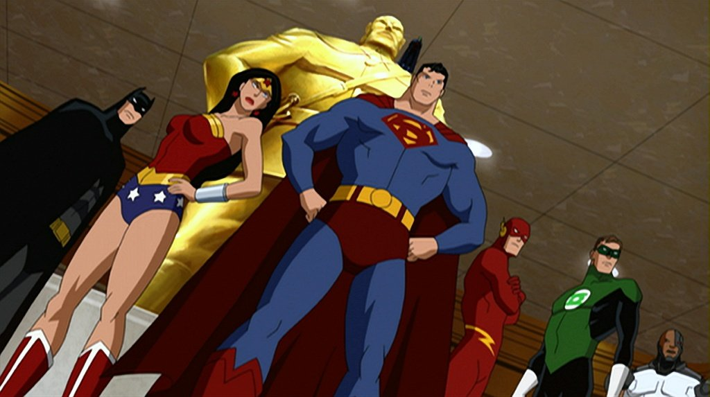 5 Best Animated Justice League Films