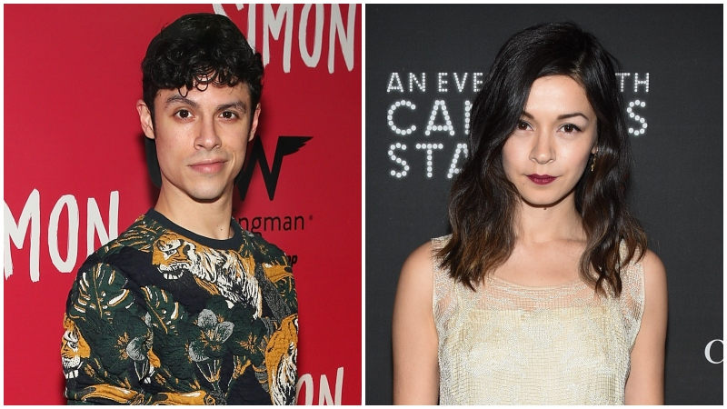 The CW's Katy Keene Pilot Adds Jonny Beauchamp and Julia Chan