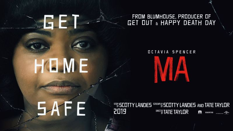 Blumhouse's Ma Trailer: Good Luck Getting Home Safe