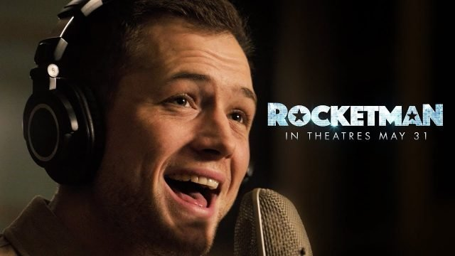 Watch Taron Egerton sing Elton John's Tiny Dancer in Rocketman teaser