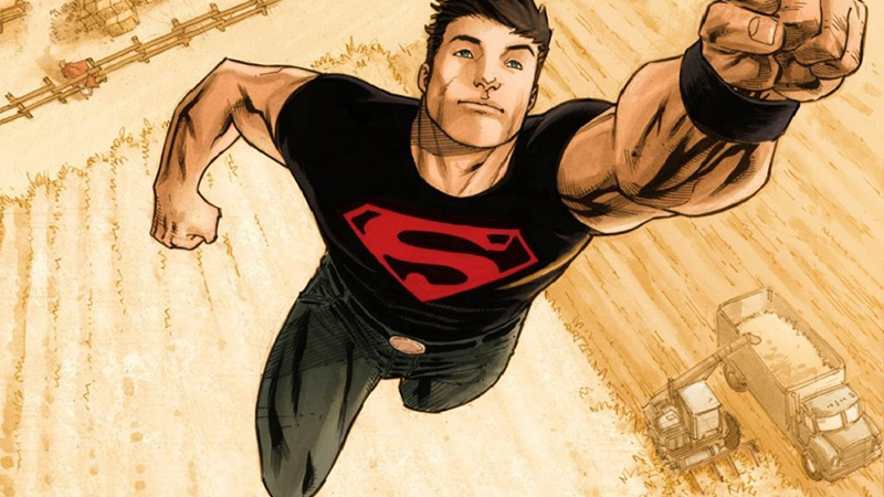 DC Universe's Titans Season 2 Adds Joshua Orpin as Superboy