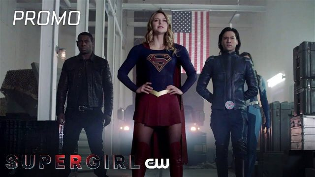 Supergirl Episode 4.13 Promo: Superfriends vs. The Elite